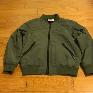 Other - Green kids jacket from H & M